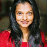 Actress Dhiya Redding